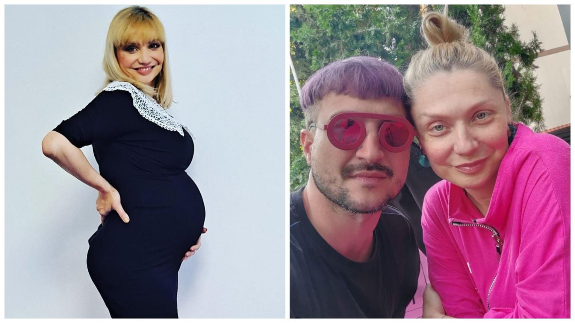 Cristina Cioran și-a adus fetița acasă după ce a născut prematur în urmă cu o lună. Cum și-a filmat micuța în pătuț