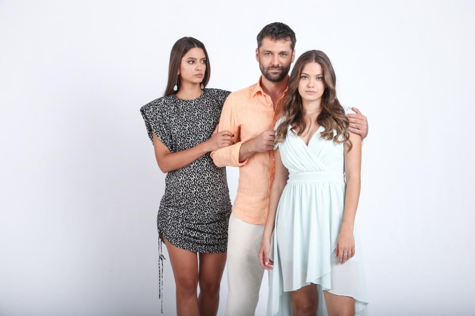 """Anastasia Chivu, fiica cea mică a lui Cristi Chivu, are rol în serialul Adela. """"La început aveam emoții, acum m-am obișnuit"""""""