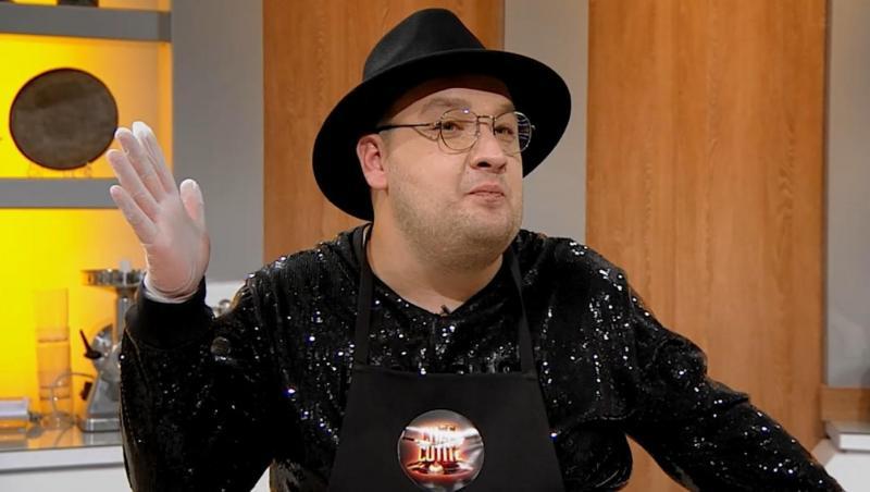 Răzvan Babană, la Chefi la Cuțite