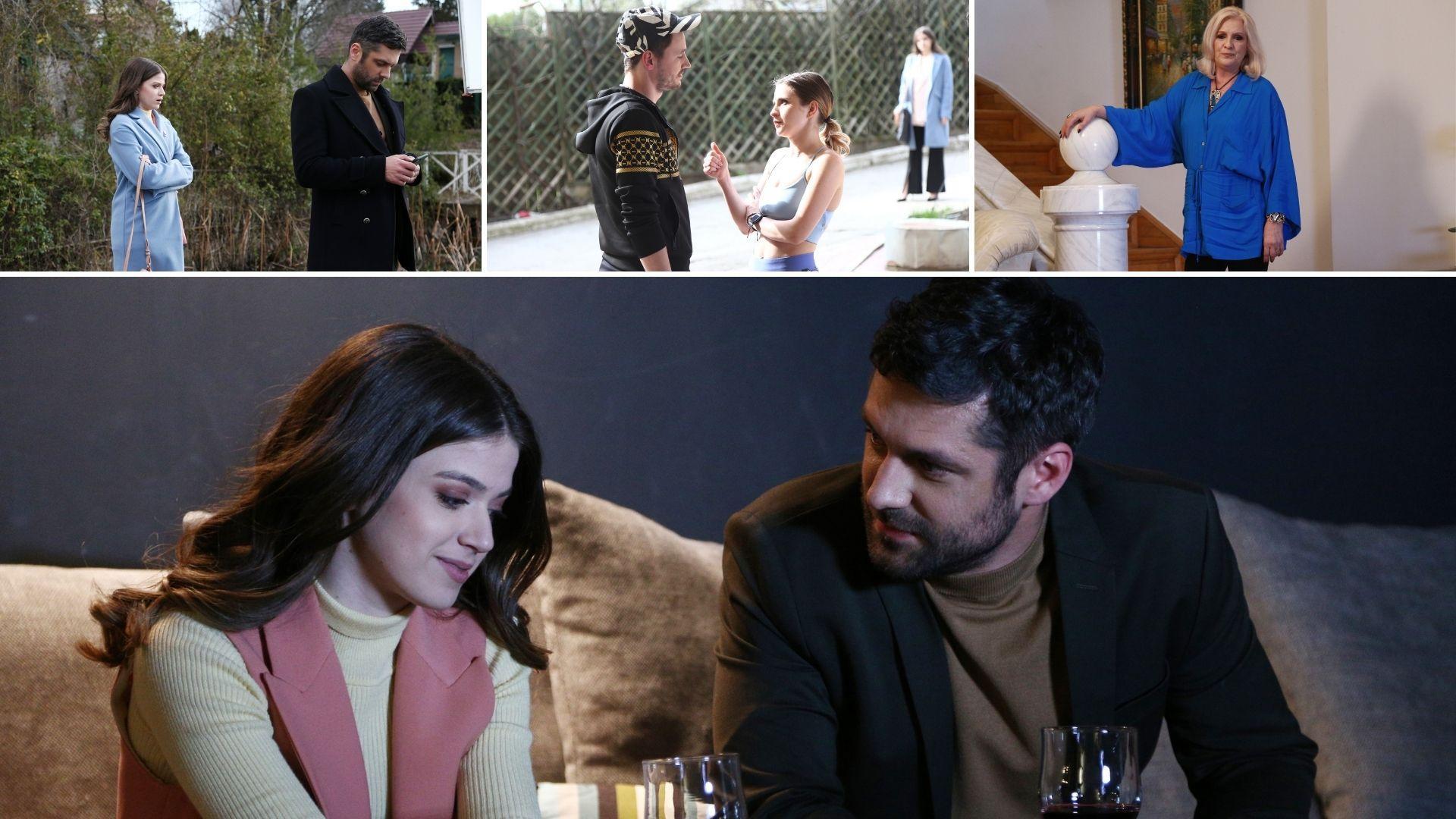 """Serial Adela sezonul 2, 2 septembrie 2021. Adela și Mihai fac dezvăluiri în direct la TV, dintr-o """"manevră"""" a Andreei"""