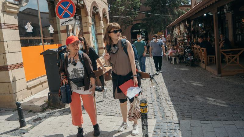 Alexandra Ungureanu și mama ei apropiate