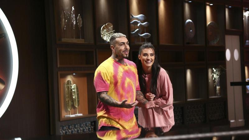 Antonia și Alex Velea au participat la Chefi la cuțite