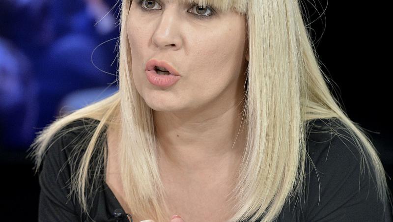 Elena Udrea, în cadrul unei emisiuni tv
