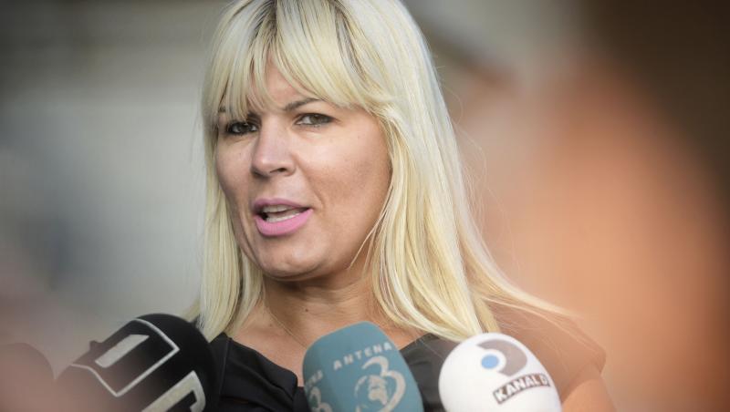 Elena Udrea, la tv