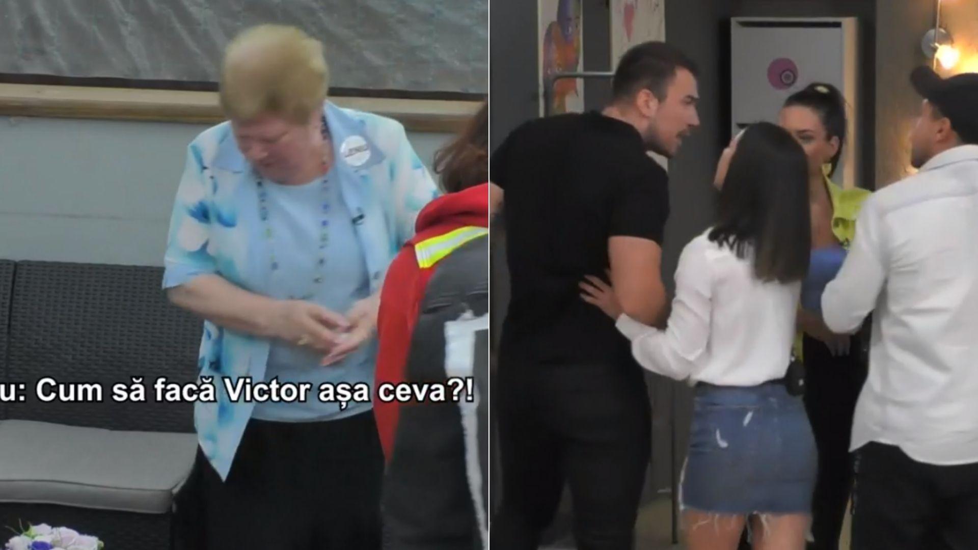 Mireasa sezon 4, 21 septembrie 2021. Victor și-a ieșit din minți după comentariile bunicii Lenu despre Andrada