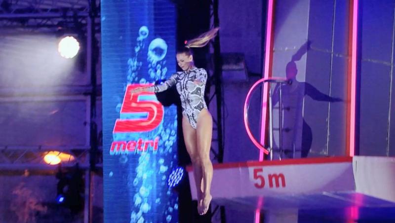 Roxana Nemeș, la Splash! Vedete la apă