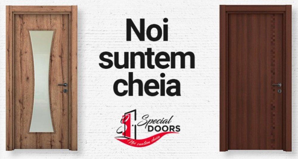 (P) Fie casă sau apartament, ușă metalică să fie - iar Special Doors vă inspiră