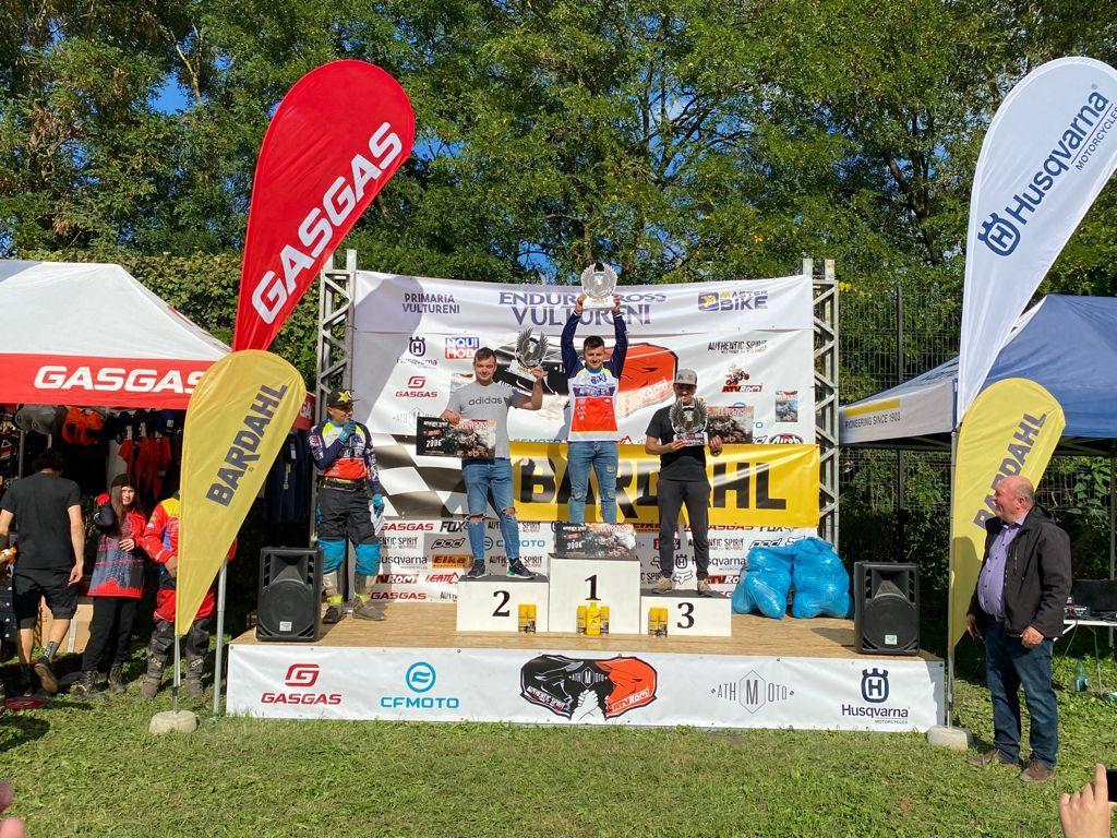 ATH Moto si ATH Racing Team prezente la Endurocross Vultureni