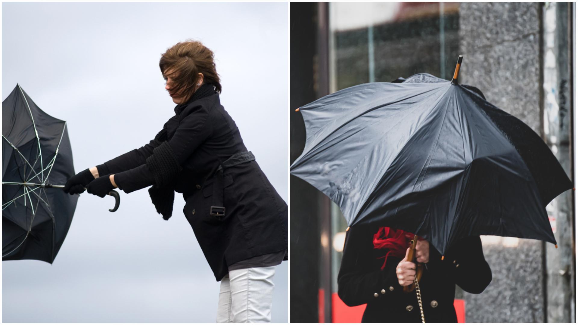 Alertă meteo! Meteorologii anunță vreme rece în toată țara. Ce zone sunt vizate de cod galben de vânt