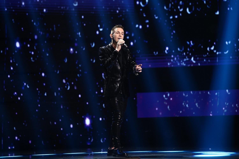 Narcis Ianău reinterpretează muzica clasică pe scena X Factor, azi, de la 20.30, la Antena 1
