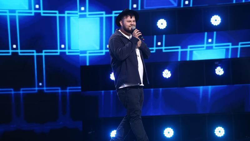Bogdan Panaite, Casper, în sezonul 10, ediția 5, X Factor România