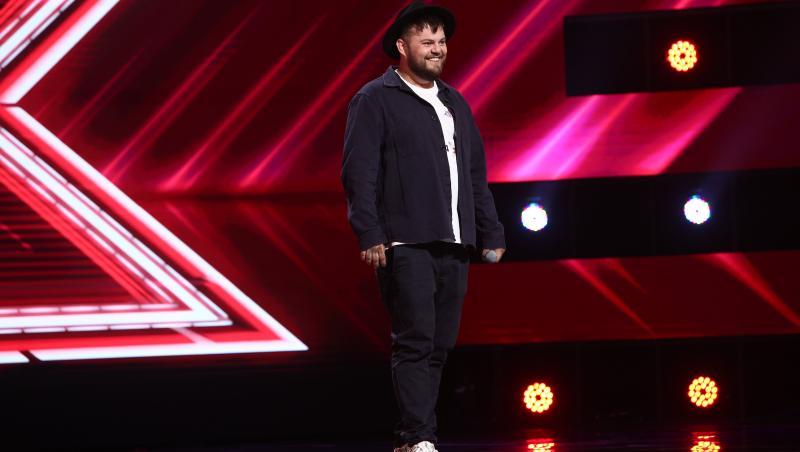 Bogdan Panaie, Casper, în sezonul 10, ediția 5, X Factor România