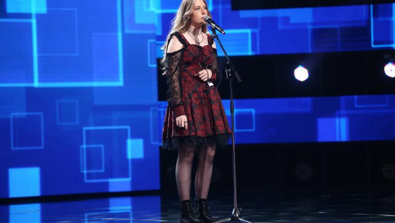 Delia Ligoțchi, la X Factor 2021, sezonul 10, ediția 5