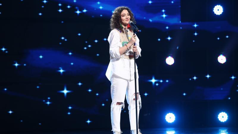 Yarina Cozma, la X Factor, sezonul 10, ediția 5