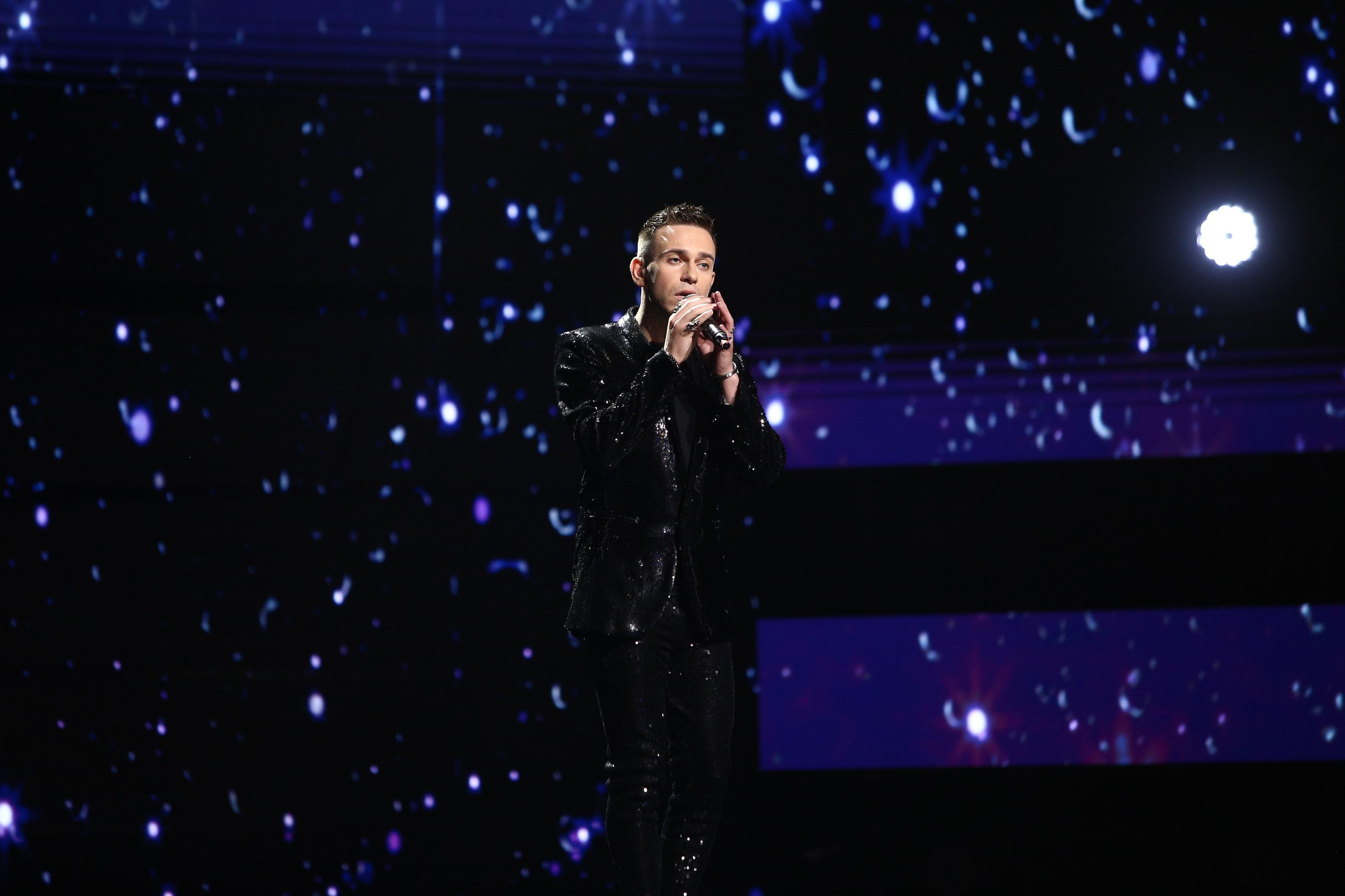 X Factor 2021, 24 septembrie. Narcis Ianău, invitatul special al serii care a impresionat juriul cu vocea sa