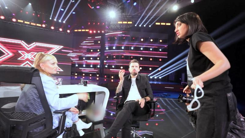 Ilona Brezoianu, alături de Delia și Florin Ristei la eXtra Factor 2021