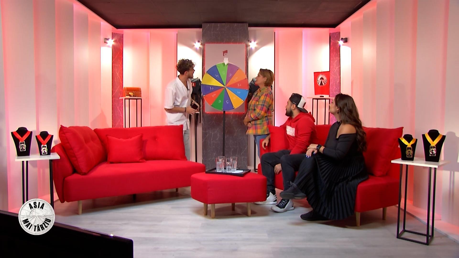 Asia mai târziu, episodul 3. Emi și Cuza, dezvăluiri despre simpatii și antipatii, cu Adriana Trandafir și Maria Speranța