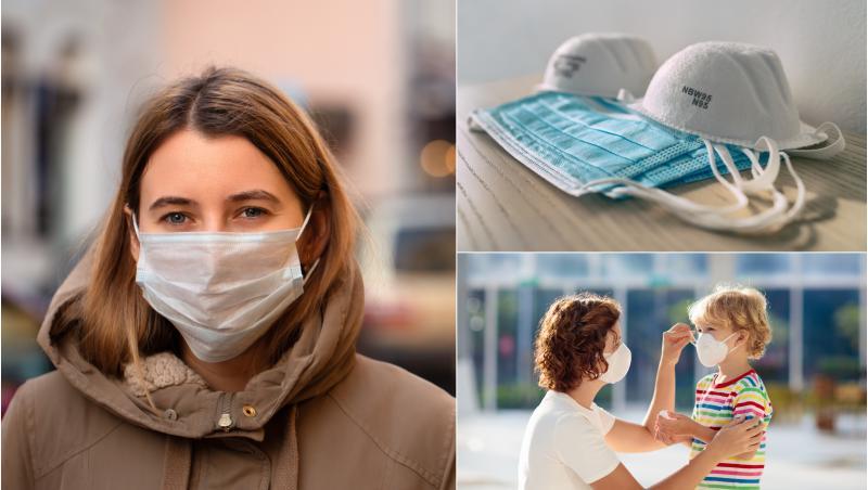 Mască de protecție împotriva coronavirusului