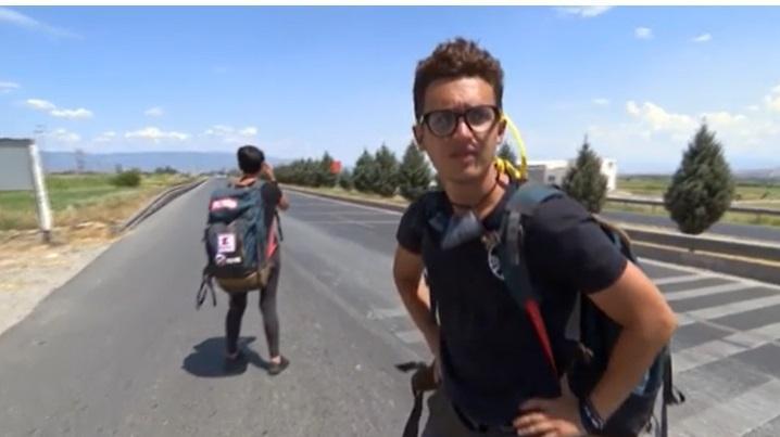 """Asia Express, 28 septembrie 2021. Francesco s-a  supărat pe Lidia Buble la autostop: """"Noi nu am face asta"""""""
