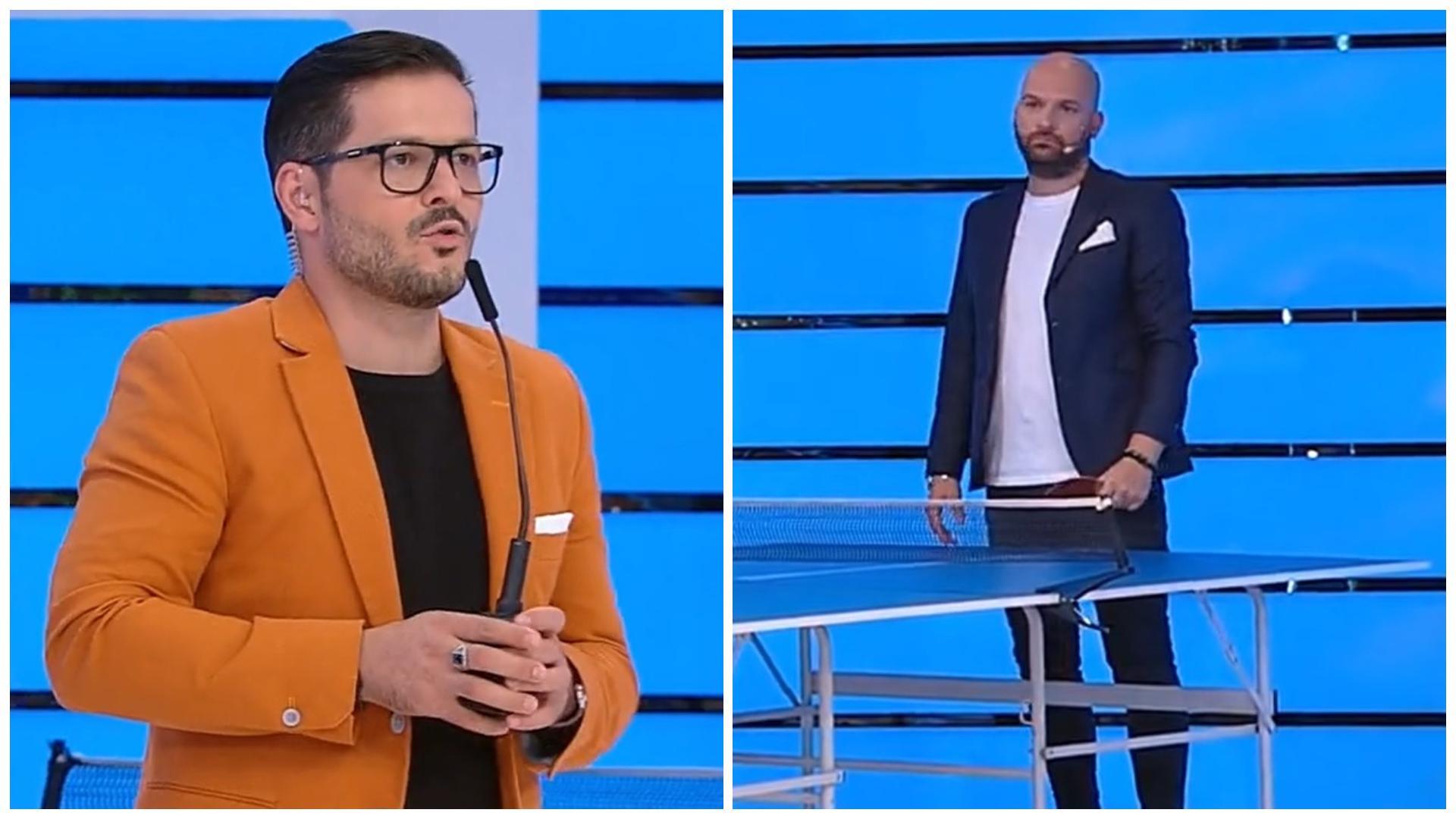 Prețul cel bun, 29 septembrie 2021. Andrei Ștefănescu l-a provocat pe Liviu Vârciu la un meci de ping-pong. Cine a trișat