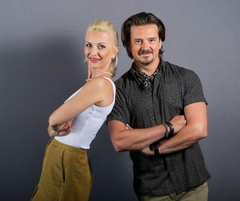 Mihai Petre și Elwira de la Asia Express au doi copii superbi! Cum arată fetele cuplului
