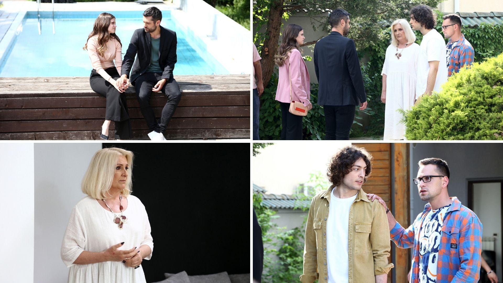 Serial Adela, sezonul 2, 30 septembrie 2021. Martha anunță că Floppy e fiul lui Anghel Andronic, apoi încearcă să îl omoare