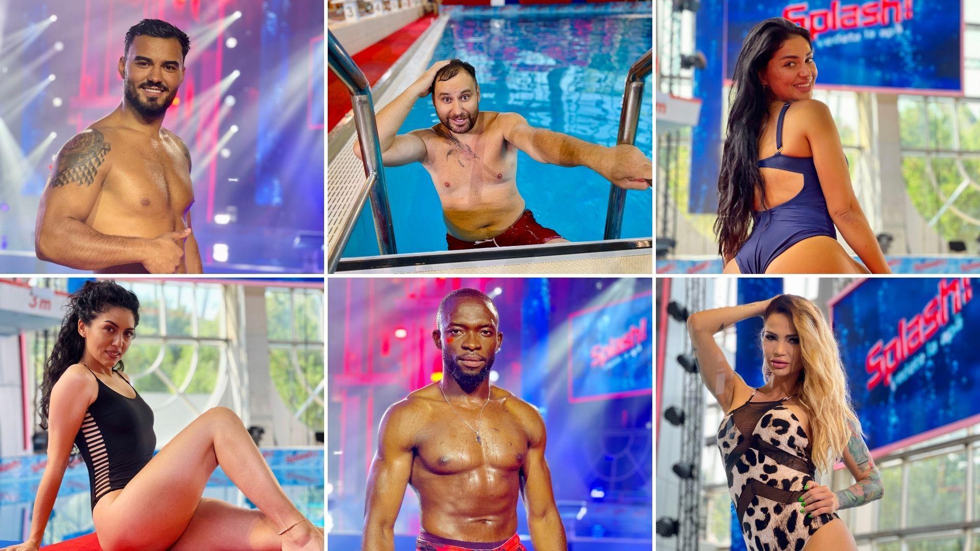 Splash! Vedete la apă, 4 septembrie 2021. Cine e finalistul serii în cea de-a cincea ediție a show-ului de la Antena 1