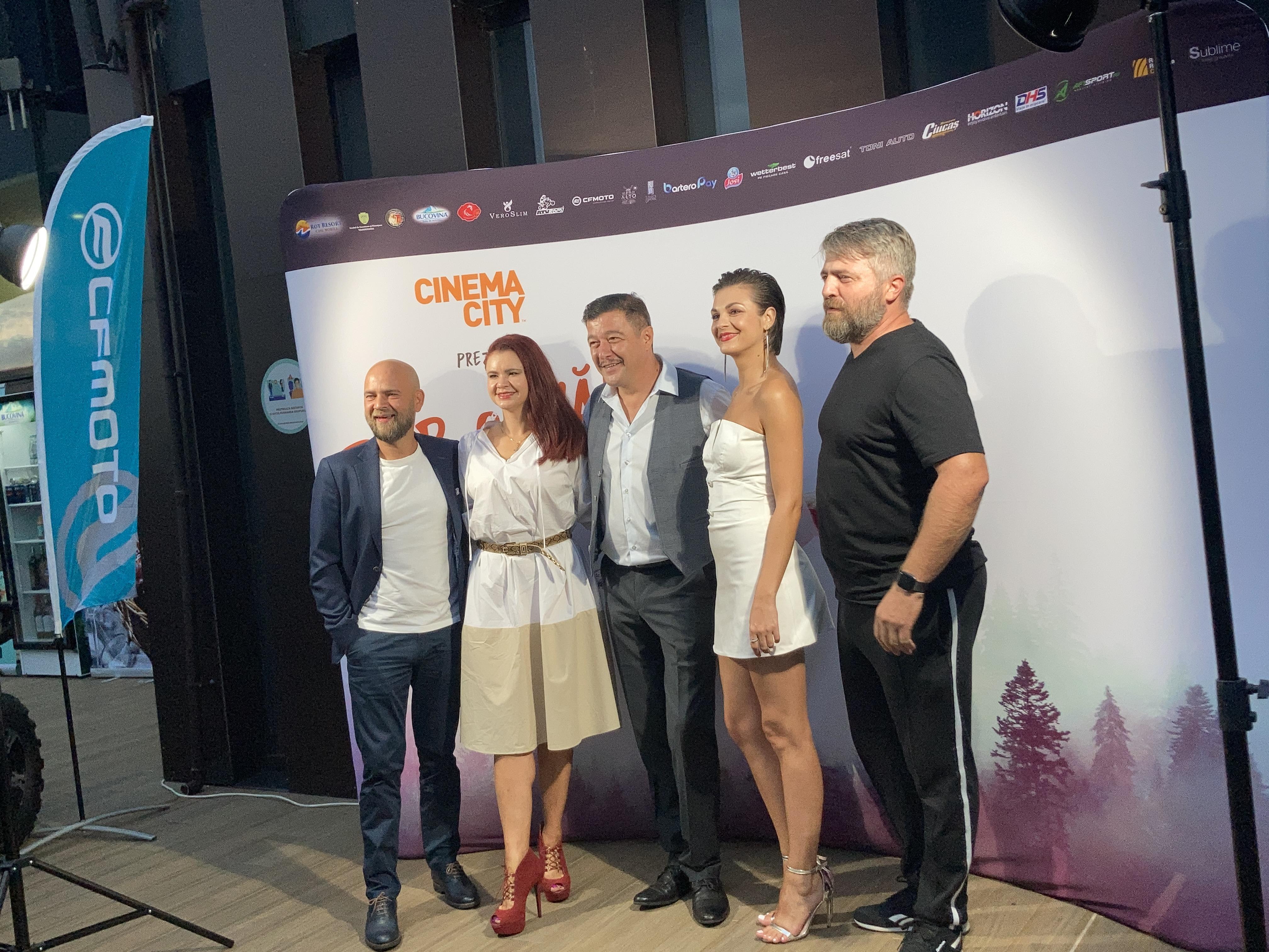 CFMOTO își face debutul pe marile ecrane
