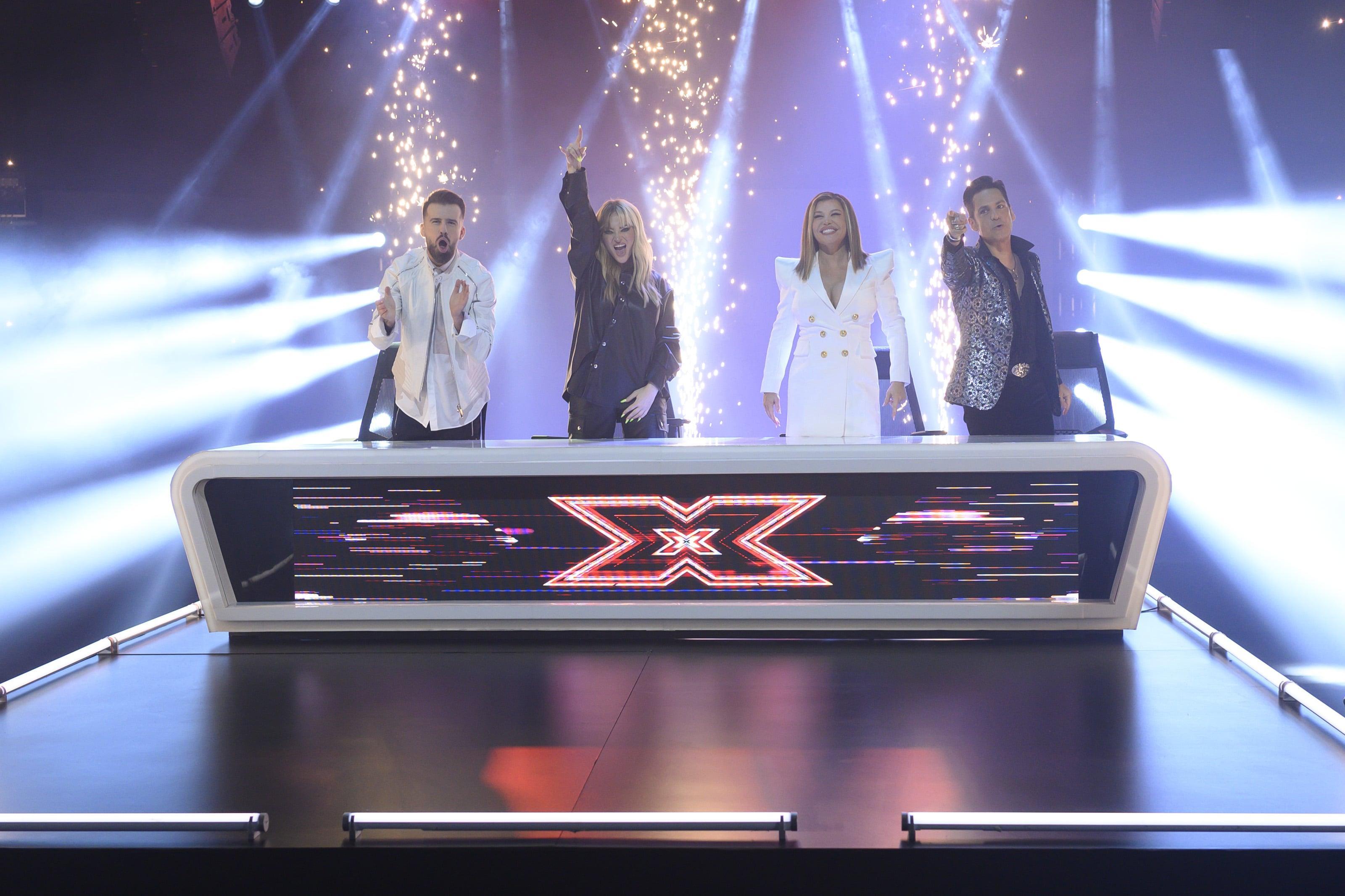 X Factor 2021, 6 septembrie. Delia, Loredana, Florin Ristei și Ștefan Bănică află de ce categorie de concurenți se vor ocupa
