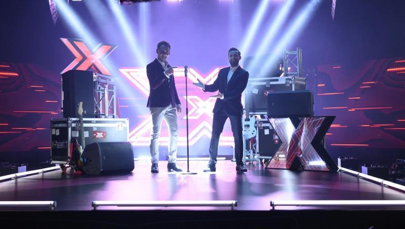Răzvan și Dani la X Factor 2021