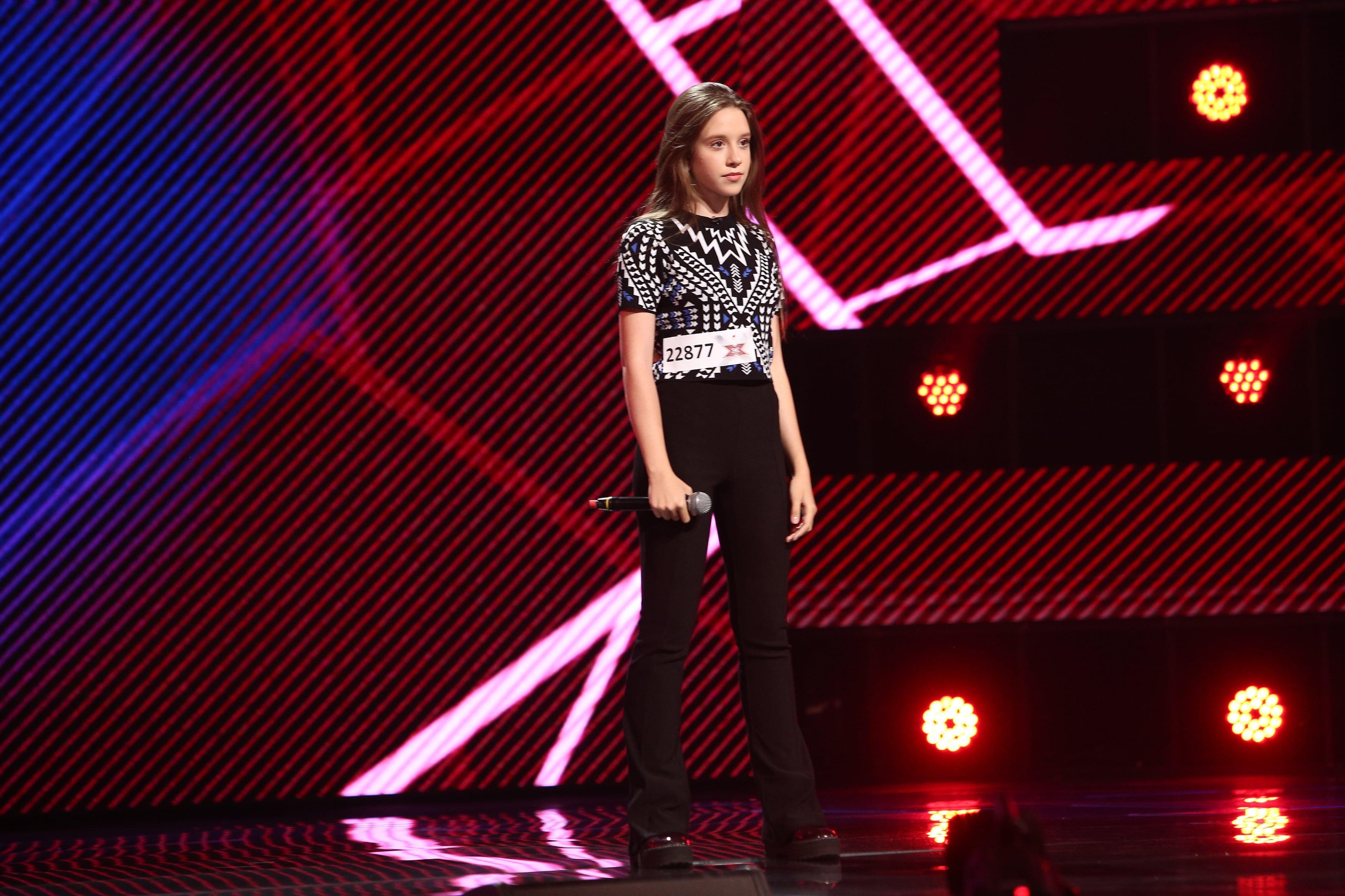 """X Factor 2021, 6 septembrie. Jacqueline Crăciun a reușit să-i convingă pe jurați cu a doua piesă """"Scared to be lonely"""""""