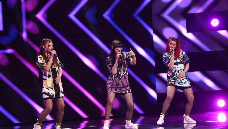 Trupa Especial, show complet la X Factor 2021. Jurații le-au felicitat