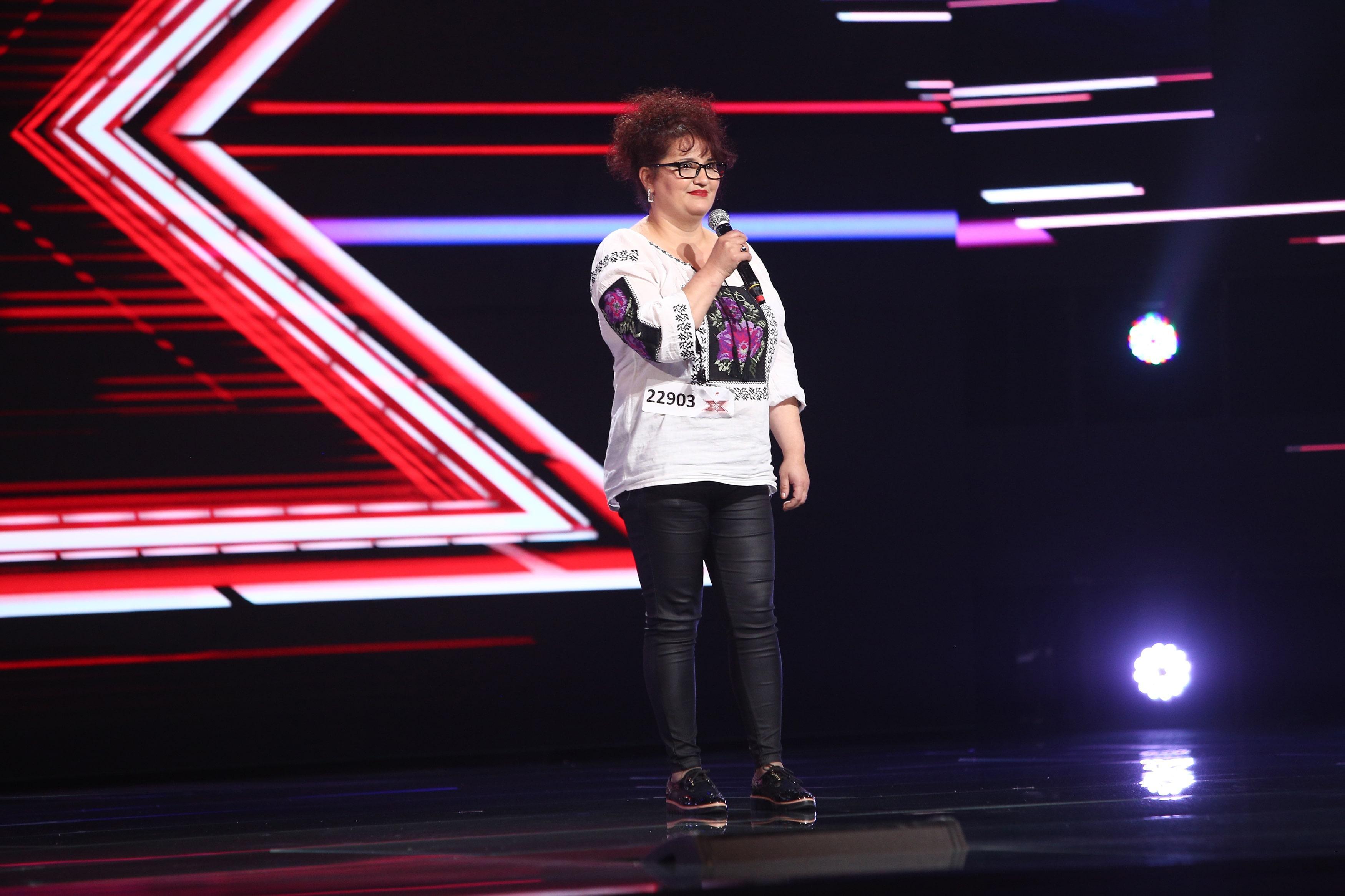 """X Factor 2021, 6 septembrie. Mariana Popescu a uimit pe toată lumea cu interpretarea piesei """"Lie, Ciocârlie"""""""