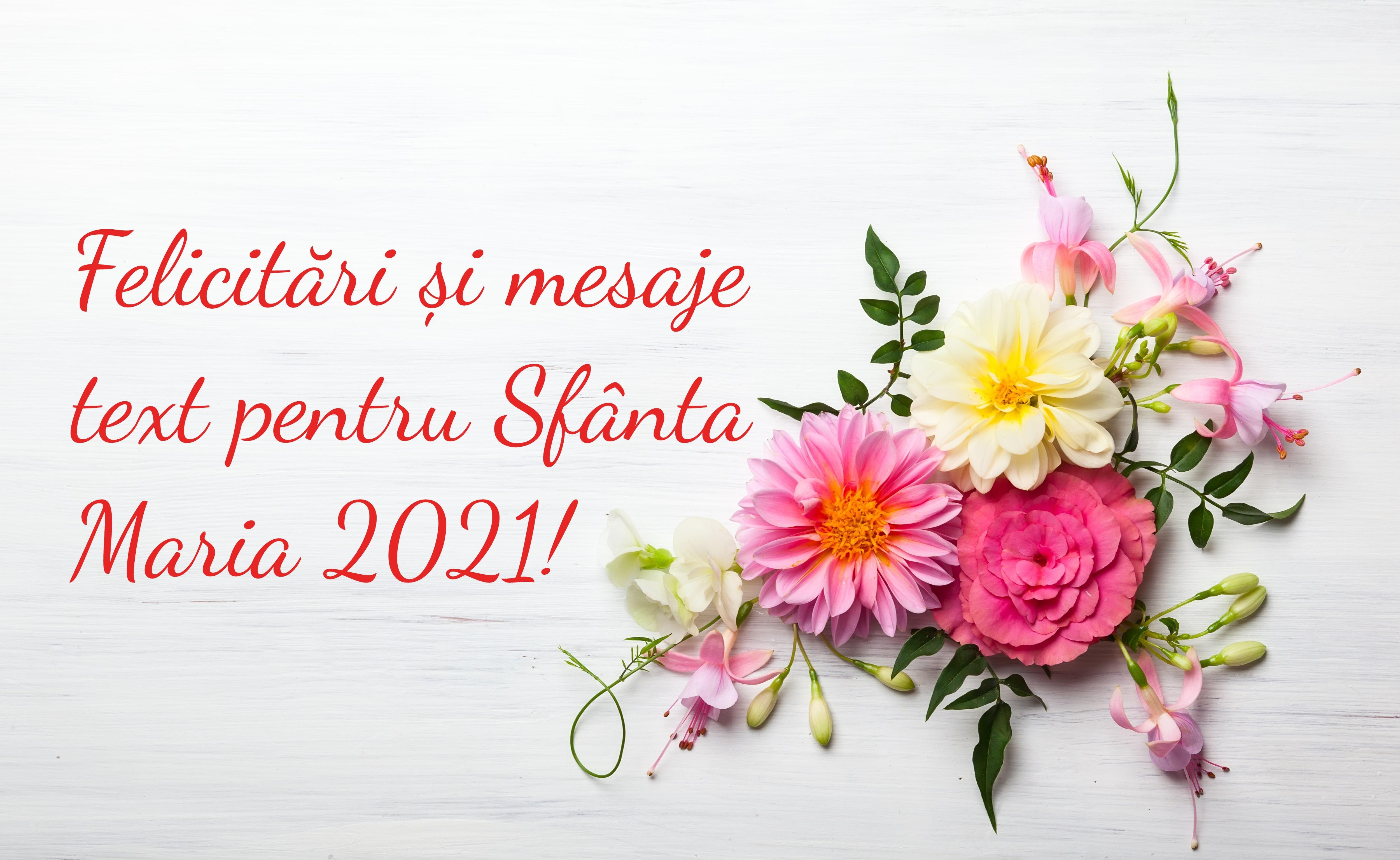 """Felicitări Sfânta Maria 2021. Mesaje foto cu """"La mulți ani"""" pentru cei dragi de 8 septembrie, Nașterea Maicii Domnului"""