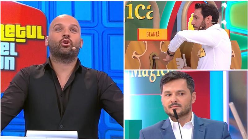 Andrei Ștefănescu, Liviu Vârciu și Georgian