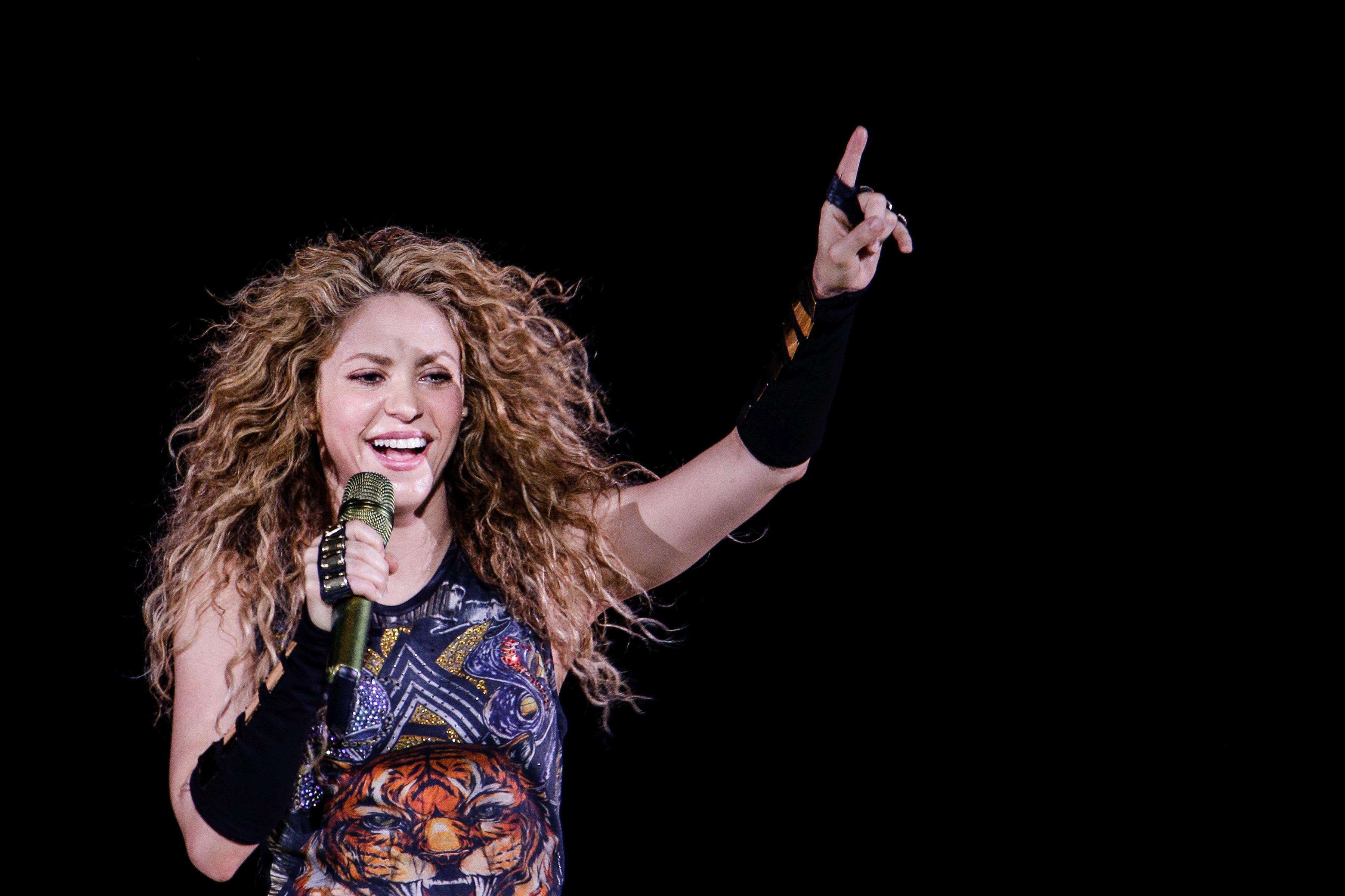 Shakira, imagine rară cu mama și tatăl ei. Ce mesaj a transmis cântăreața