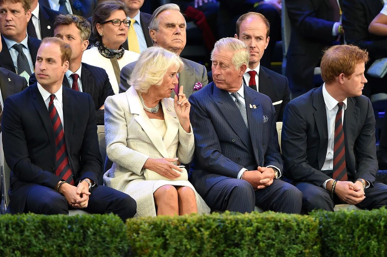 Adevărul despre relația Camillei Parker Bowles cu Prinții William și Harry. Cum se înțeleg cei trei