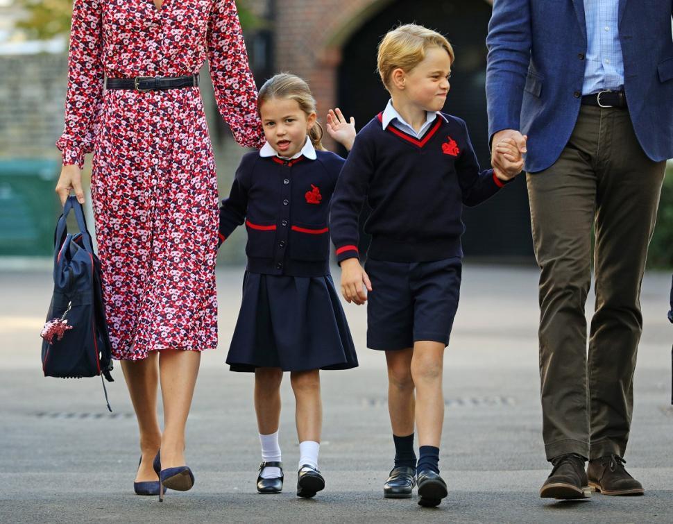 Prințesa Charlotte are un apelativ diferit la școală, care o ajută să se integreze mai bine printre elevi. Care e acesta