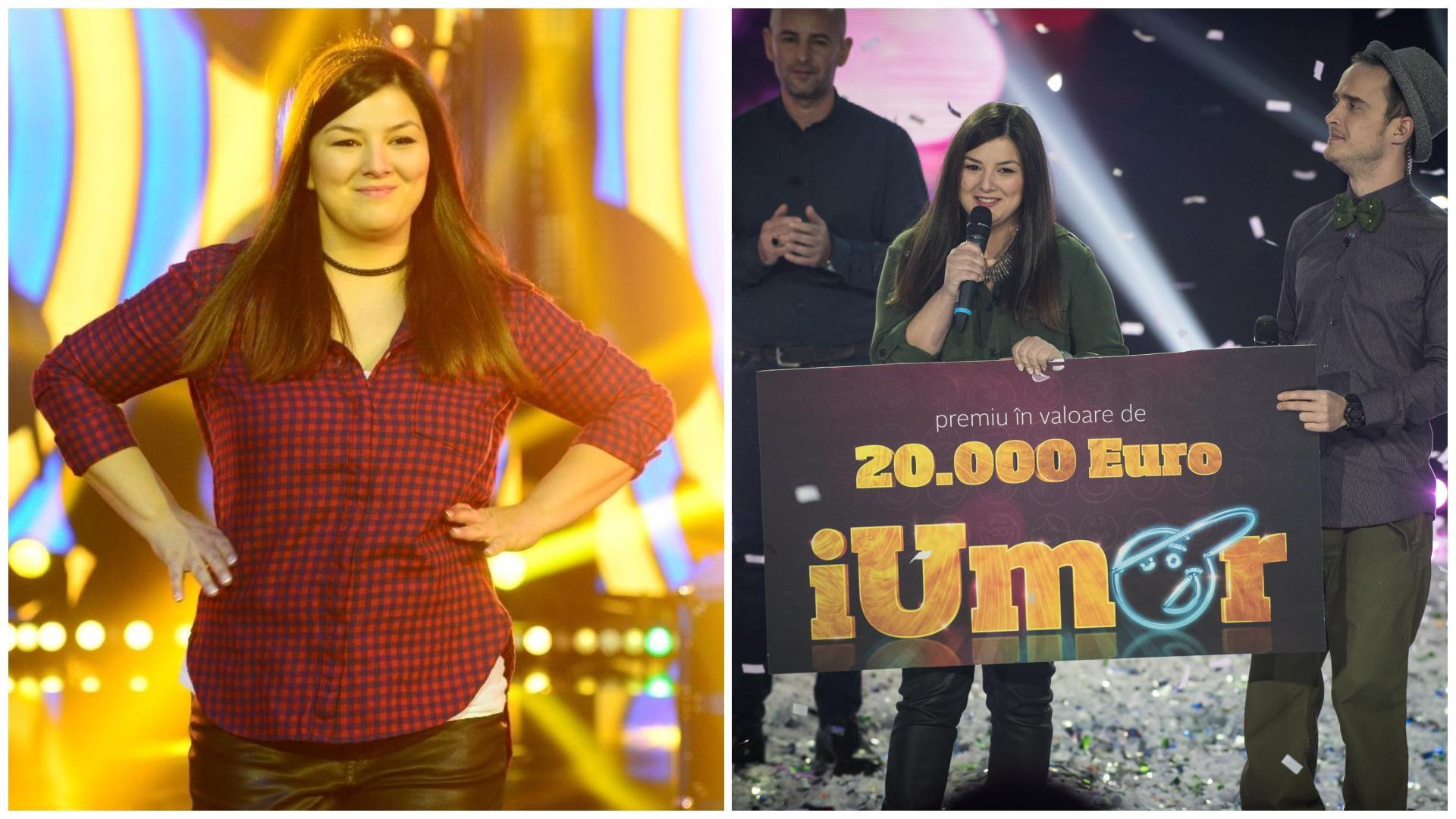 Maria Popovici, câștigătoarea iUmor sezonul 2, s-a fotografiat într-un sutien care îi lasă bustul la vedere. Cum arată acum