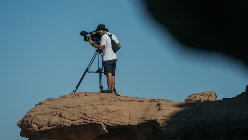 echipa de filmare Asia Express a ajuns în Deșert