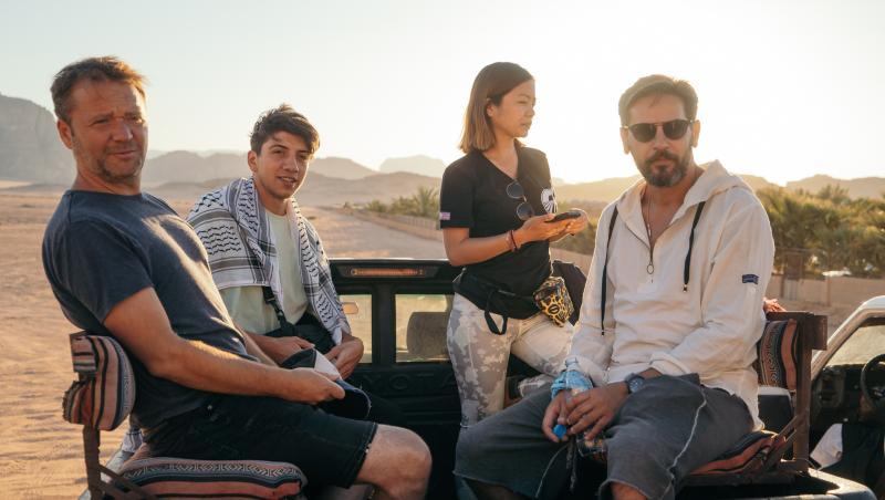 Echipa de filmare Asia Express a avut de-a face cu o mulțime de porvocări