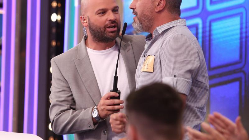 Andrei Ștefănescu și Angel, concurent Prețul cel bun