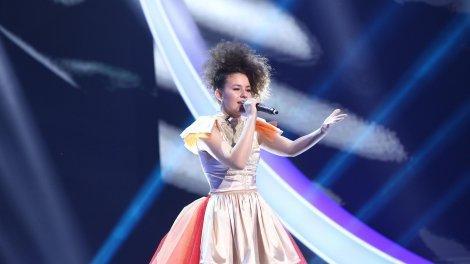 Suana, românca din Kuweit care a avut o interpretare vocală spectaculoasă, dar nu a convins juriul