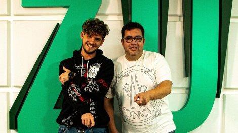"""Cuza de la Asia Express e noua vedetă Radio ZU. """"E o provocare să fiu partenerul de emisiune al lui Răzvan Popescu!"""""""