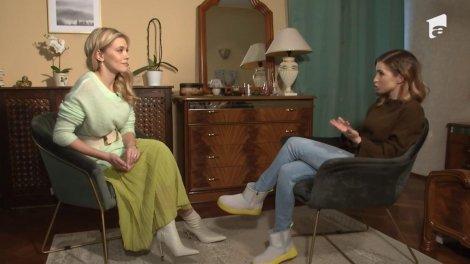 Andreea Ibacka și Mihai Călin, mărturisiri despre cele mai grele momente de la filmări în Adela – Tot ce nu se vede, episodul 18!