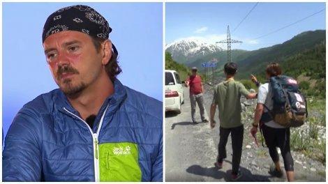 Mihai Petre, la un pas să sară la bătaie pe Drumul Împăraților. Care a fost motivul