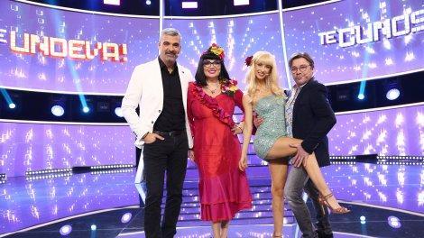 Andreea Bălan și Alina Pușcaș au făcut spectacol cu ținutele lor. Ce au ales să poarte în Gala Muzicii Latino