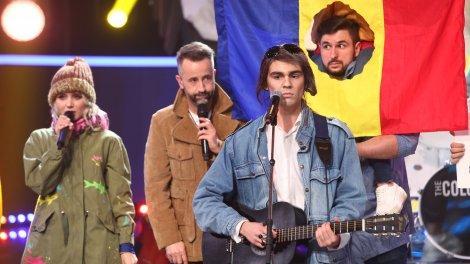 Radu Ștefan Bănică, transformat în Cristian Paţurcă, i-a făcut pe jurați să plângă