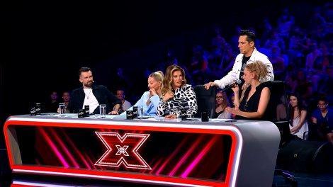 eXtra Factor 2021, episodul 9. Ilona Brezoianu te ia în culisele X Factor, unde își dorește să obțină un loc la masa juriului