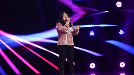 Mirela Cicu a fost eliminată în sezonul 1 X Factor, acum a dat juriul pe spate. Momentul care a demonstrat că merită încă o șansă